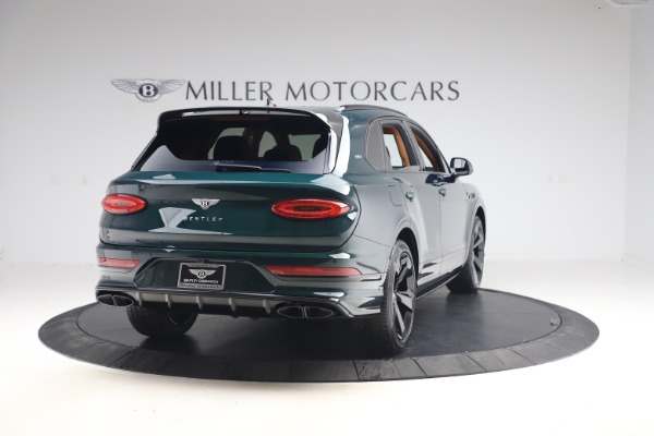 New 2021 Bentley Bentayga V8 First Edition for sale $265,205 at Maserati of Westport in Westport CT 06880 7