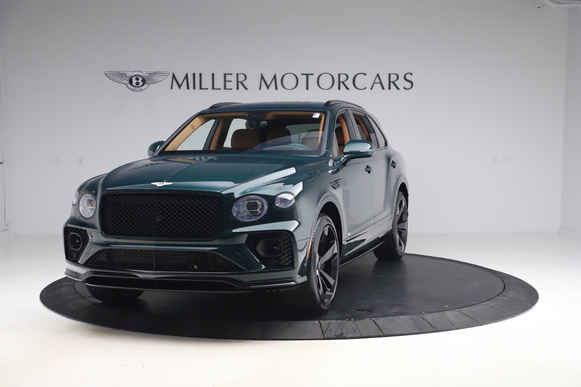 New 2021 Bentley Bentayga V8 First Edition for sale $265,205 at Maserati of Westport in Westport CT 06880 1
