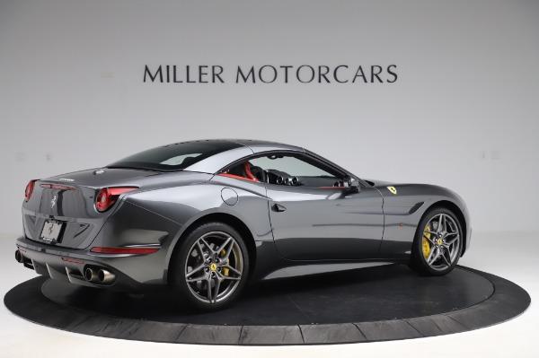 Used 2015 Ferrari California T for sale $141,900 at Maserati of Westport in Westport CT 06880 20