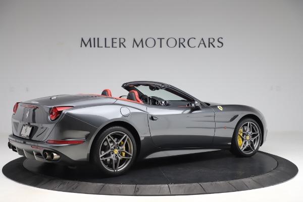 Used 2015 Ferrari California T for sale $141,900 at Maserati of Westport in Westport CT 06880 8
