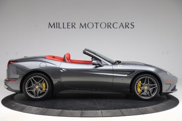 Used 2015 Ferrari California T for sale $141,900 at Maserati of Westport in Westport CT 06880 9