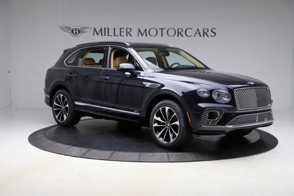 New 2021 Bentley Bentayga V8 for sale $209,755 at Maserati of Westport in Westport CT 06880 12
