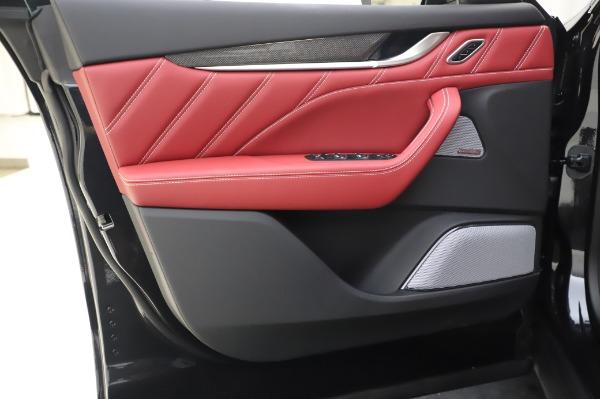 New 2020 Maserati Levante GTS for sale $135,649 at Maserati of Westport in Westport CT 06880 17
