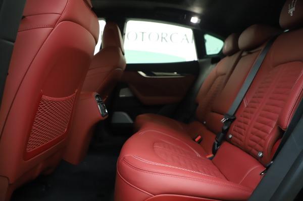 New 2020 Maserati Levante GTS for sale $135,649 at Maserati of Westport in Westport CT 06880 19