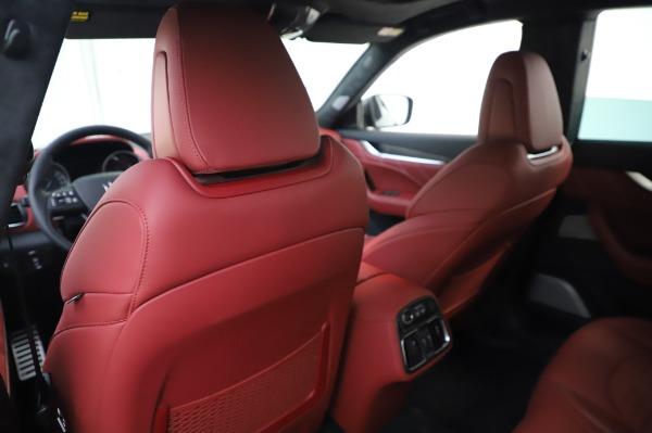 New 2020 Maserati Levante GTS for sale $135,649 at Maserati of Westport in Westport CT 06880 20