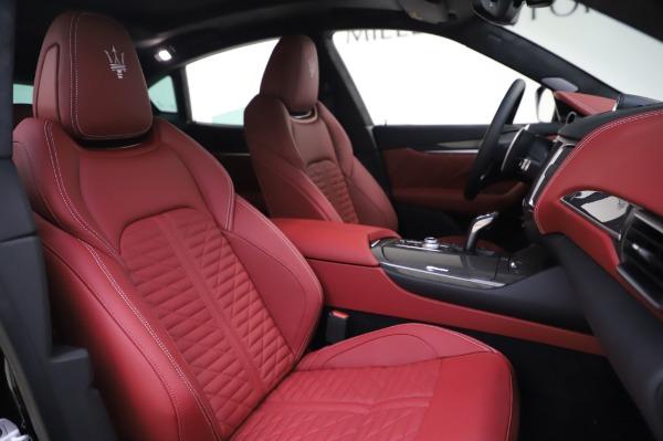 New 2020 Maserati Levante GTS for sale $135,649 at Maserati of Westport in Westport CT 06880 22