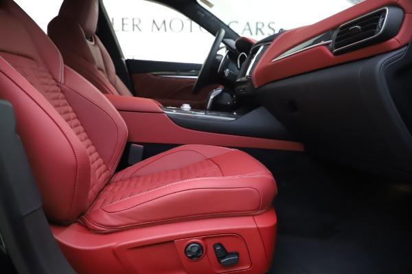New 2020 Maserati Levante GTS for sale $135,649 at Maserati of Westport in Westport CT 06880 23