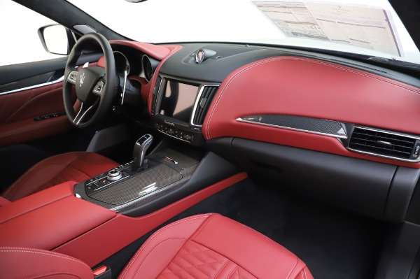 New 2020 Maserati Levante GTS for sale $135,649 at Maserati of Westport in Westport CT 06880 24