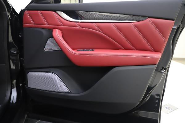 New 2020 Maserati Levante GTS for sale $135,649 at Maserati of Westport in Westport CT 06880 25
