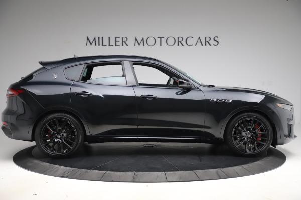 New 2020 Maserati Levante GTS for sale $135,649 at Maserati of Westport in Westport CT 06880 9