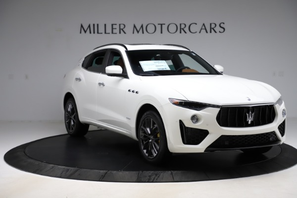 New 2020 Maserati Levante Q4 GranSport for sale $84,285 at Maserati of Westport in Westport CT 06880 11