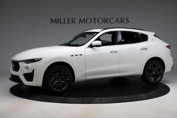 New 2020 Maserati Levante Q4 GranSport for sale $84,285 at Maserati of Westport in Westport CT 06880 2