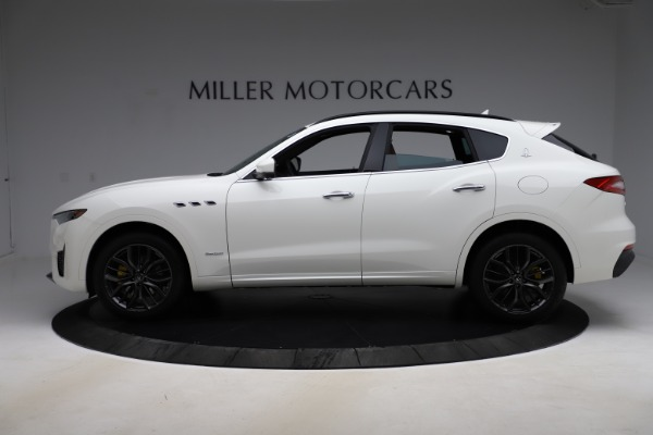 New 2020 Maserati Levante Q4 GranSport for sale $84,285 at Maserati of Westport in Westport CT 06880 3