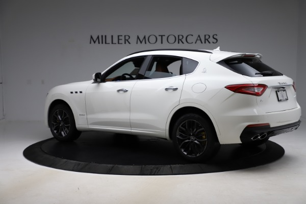 New 2020 Maserati Levante Q4 GranSport for sale $84,285 at Maserati of Westport in Westport CT 06880 4