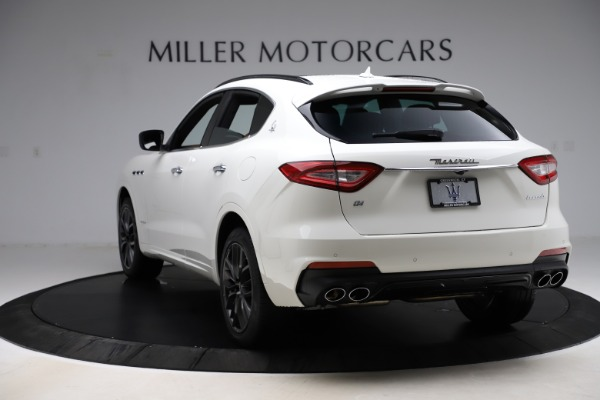 New 2020 Maserati Levante Q4 GranSport for sale $84,285 at Maserati of Westport in Westport CT 06880 5