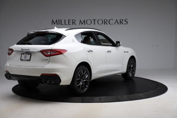 New 2020 Maserati Levante Q4 GranSport for sale $84,285 at Maserati of Westport in Westport CT 06880 7