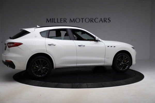New 2020 Maserati Levante Q4 GranSport for sale $84,285 at Maserati of Westport in Westport CT 06880 8
