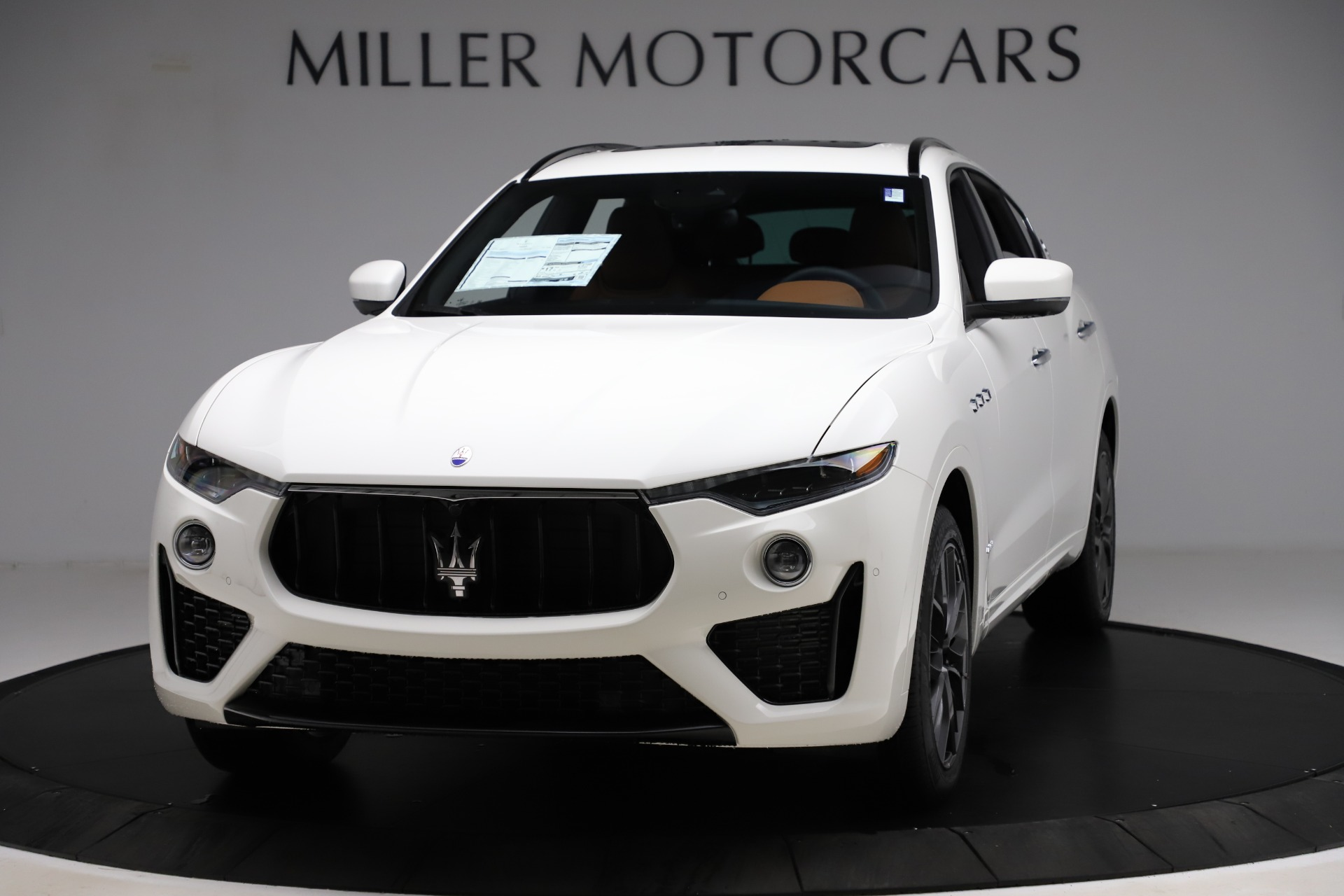 New 2020 Maserati Levante Q4 GranSport for sale $84,285 at Maserati of Westport in Westport CT 06880 1