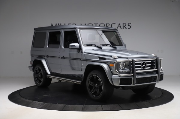 Used 2017 Mercedes-Benz G-Class G 550 for sale Sold at Maserati of Westport in Westport CT 06880 11