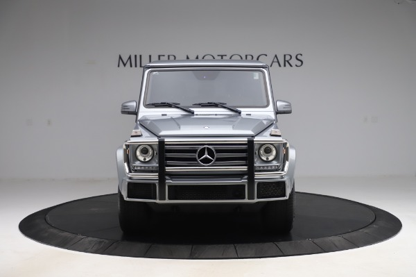 Used 2017 Mercedes-Benz G-Class G 550 for sale Sold at Maserati of Westport in Westport CT 06880 12