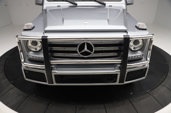 Used 2017 Mercedes-Benz G-Class G 550 for sale Sold at Maserati of Westport in Westport CT 06880 13