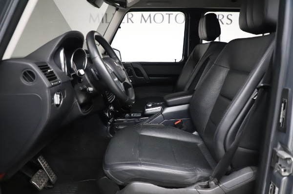 Used 2017 Mercedes-Benz G-Class G 550 for sale Sold at Maserati of Westport in Westport CT 06880 15