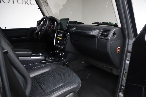Used 2017 Mercedes-Benz G-Class G 550 for sale Sold at Maserati of Westport in Westport CT 06880 19