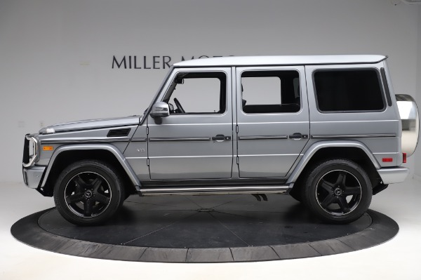 Used 2017 Mercedes-Benz G-Class G 550 for sale Sold at Maserati of Westport in Westport CT 06880 3