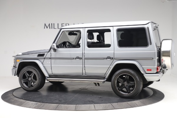 Used 2017 Mercedes-Benz G-Class G 550 for sale Sold at Maserati of Westport in Westport CT 06880 4