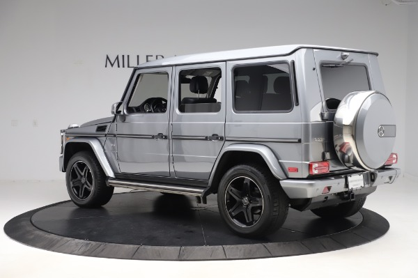 Used 2017 Mercedes-Benz G-Class G 550 for sale Sold at Maserati of Westport in Westport CT 06880 5