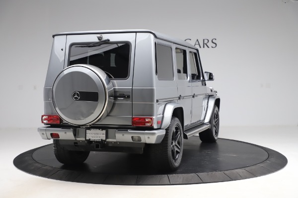 Used 2017 Mercedes-Benz G-Class G 550 for sale Sold at Maserati of Westport in Westport CT 06880 7