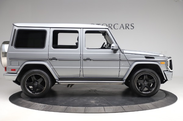 Used 2017 Mercedes-Benz G-Class G 550 for sale Sold at Maserati of Westport in Westport CT 06880 9