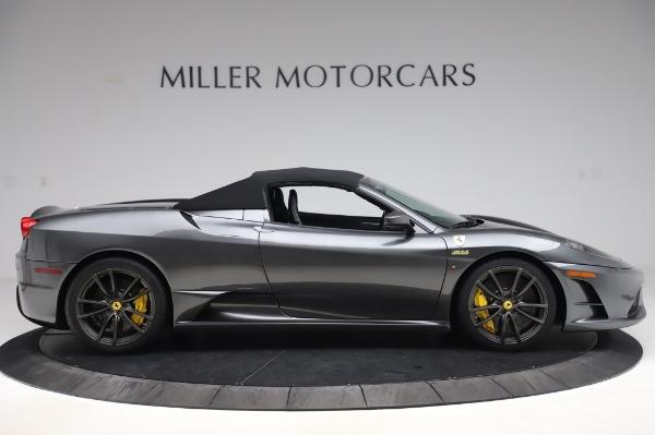 Used 2009 Ferrari 430 Scuderia Spider 16M for sale $349,900 at Maserati of Westport in Westport CT 06880 17