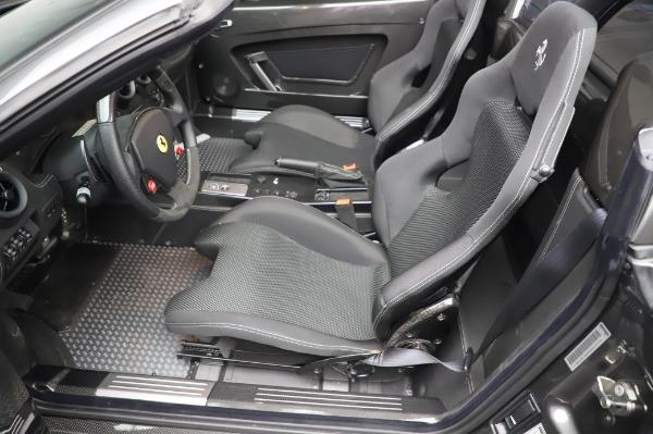 Used 2009 Ferrari 430 Scuderia Spider 16M for sale $349,900 at Maserati of Westport in Westport CT 06880 20