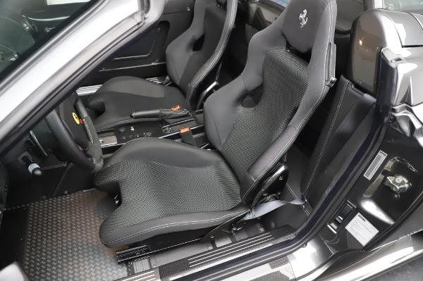 Used 2009 Ferrari 430 Scuderia Spider 16M for sale $349,900 at Maserati of Westport in Westport CT 06880 21