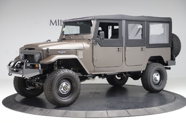 Used 1974 Toyota FJ44 Icon for sale $249,900 at Maserati of Westport in Westport CT 06880 2