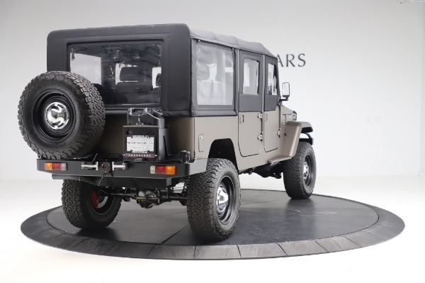 Used 1974 Toyota FJ44 Icon for sale $249,900 at Maserati of Westport in Westport CT 06880 7