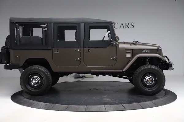 Used 1974 Toyota FJ44 Icon for sale $249,900 at Maserati of Westport in Westport CT 06880 9