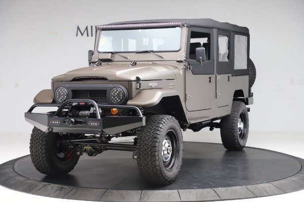 Used 1974 Toyota FJ44 Icon for sale $249,900 at Maserati of Westport in Westport CT 06880 1