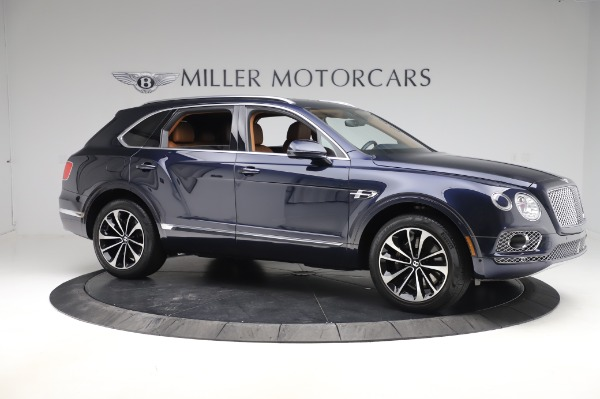 Used 2018 Bentley Bentayga W12 Signature Edition for sale $159,900 at Maserati of Westport in Westport CT 06880 10