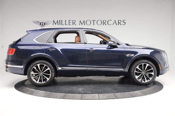 Used 2018 Bentley Bentayga W12 Signature Edition for sale $159,900 at Maserati of Westport in Westport CT 06880 9