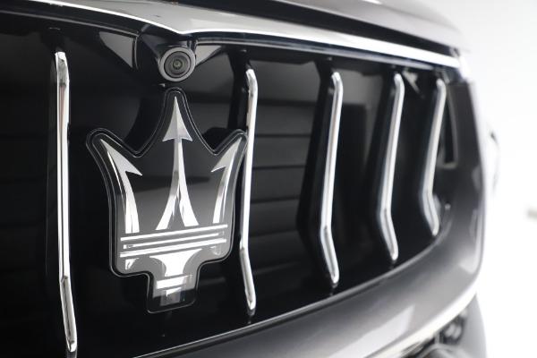 New 2020 Maserati Levante S Q4 GranLusso for sale $100,485 at Maserati of Westport in Westport CT 06880 13