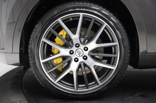 New 2020 Maserati Levante S Q4 GranLusso for sale $100,485 at Maserati of Westport in Westport CT 06880 16