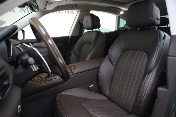 New 2020 Maserati Levante S Q4 GranLusso for sale $100,485 at Maserati of Westport in Westport CT 06880 17