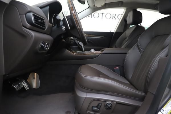 New 2020 Maserati Levante S Q4 GranLusso for sale $100,485 at Maserati of Westport in Westport CT 06880 18