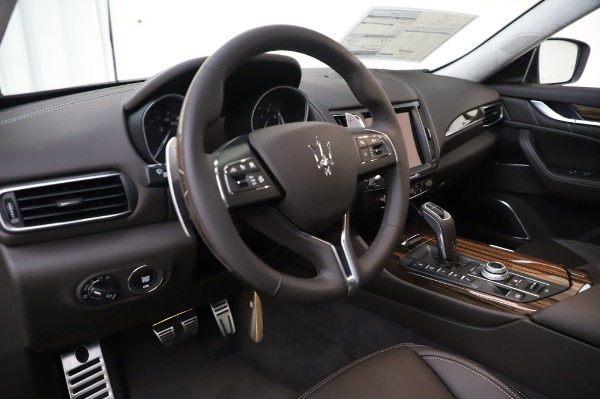 New 2020 Maserati Levante S Q4 GranLusso for sale $100,485 at Maserati of Westport in Westport CT 06880 19