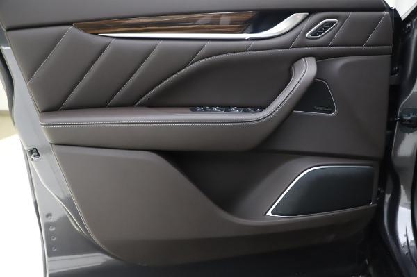 New 2020 Maserati Levante S Q4 GranLusso for sale $100,485 at Maserati of Westport in Westport CT 06880 20