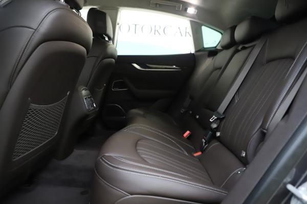 New 2020 Maserati Levante S Q4 GranLusso for sale $100,485 at Maserati of Westport in Westport CT 06880 22