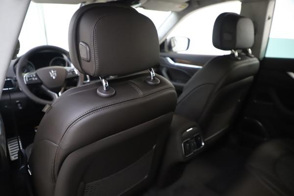 New 2020 Maserati Levante S Q4 GranLusso for sale $100,485 at Maserati of Westport in Westport CT 06880 23