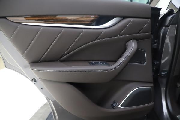New 2020 Maserati Levante S Q4 GranLusso for sale $100,485 at Maserati of Westport in Westport CT 06880 24